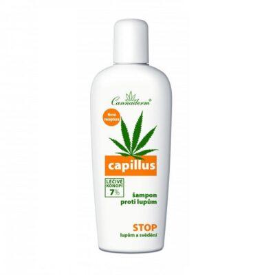 Capillus Szampon przeciwłupieżowy