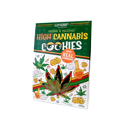 High Cannabis Cookies