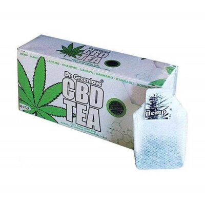Herbatka konopna – CBD TEA