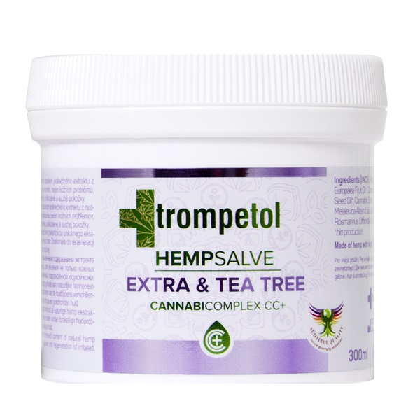 Maść Trompetol Extra & Tea Tree 30 ml