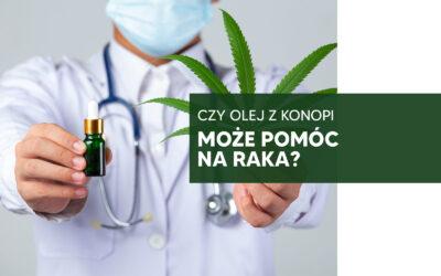 Czy olej z konopii może pomóc na raka?