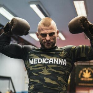 Zawodnik MMA
